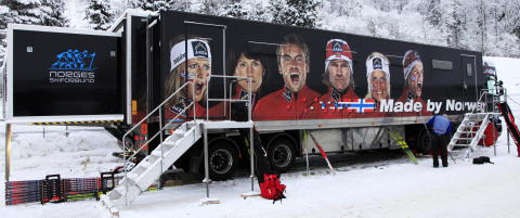 Norge f�r ikke bruke sm�rebussen i OL