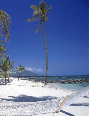 Er det mest eksklusive i Karibia, og du får egen hytte på stranda
