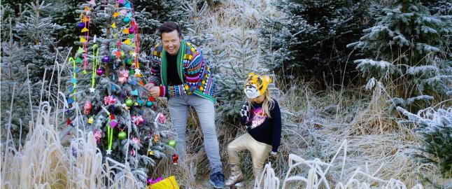 Rock opp juletreet i år!