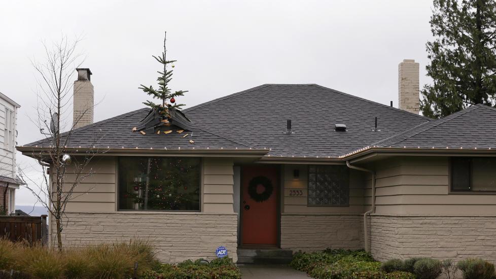 4 meter høyt juletre… eller?