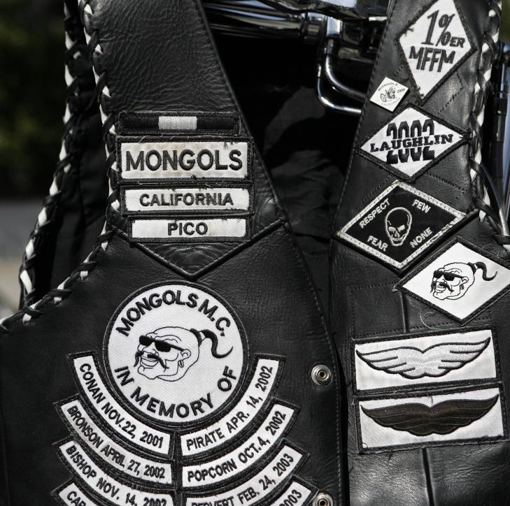 michaelcarlie storage motorcycle gangs