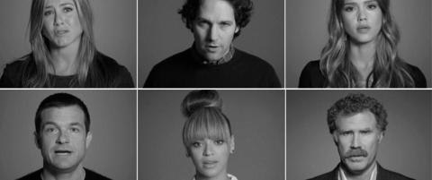 Stjernene g�r sammen om �  kreve ny v�penlov etter Sandy Hook-tragedien