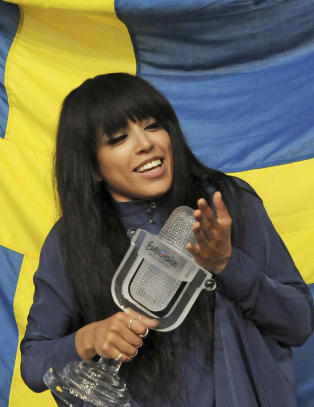 Loreen gj�r MGP-comeback i Norge