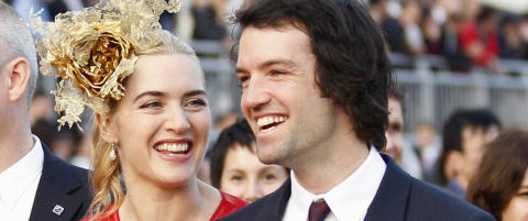 Kate Winslet har giftet seg med Rocknroll