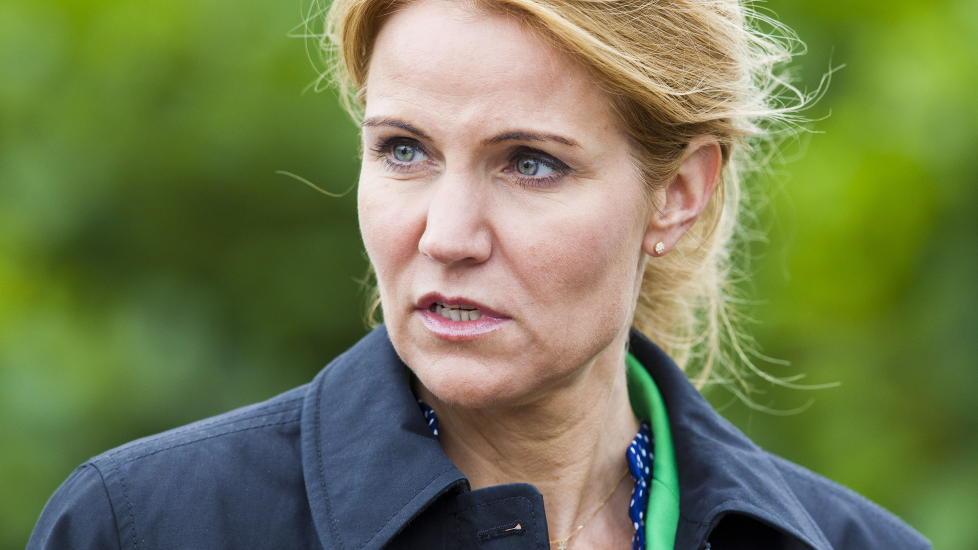 SLITER: Danskene har minimal tillit til landets og verdens politikere - som statsminister Helle Thorning-Schmidt. Foto: Vegard Gr�tt / NTB Scanpix