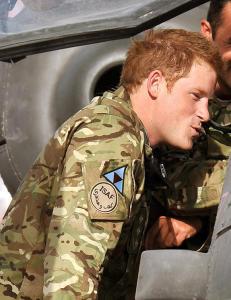 Kaller Prins Harry en �full sjakal�
