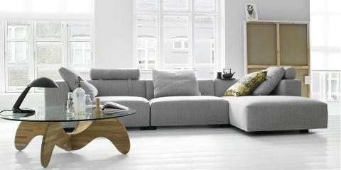 STRAMT: Ekspertene tror vi g�r mot en renere og mer minimalistisk stil i �r. FOTO: Eilertsen/Produsenten