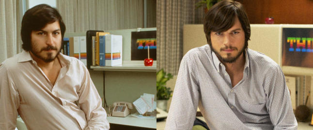 Kan Ashton Kutcher bli en troverdig Steve Jobs?