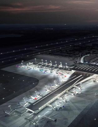 Gardermoen ble gjennombruddet, nå tegner de flyplasser over hele verden