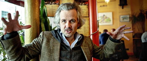 Ari Behn planlegger sagaspel