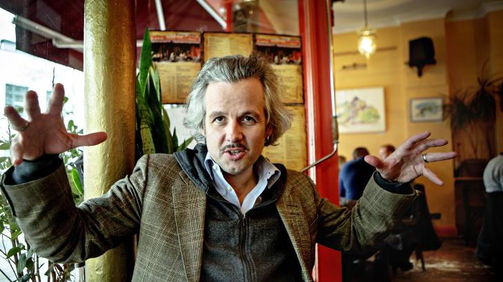 KRITISERTE WATHNE: Ari Behn har flere ganger tidligere kritisert kjente personer offentlig. L�rdag var det fotballkommentator Davy Wathne som fikk passet p�skrevet i Behns l�rdagskommentar. Foto: Lars Eivind Bones / Dagbladet