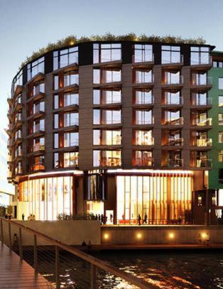 På Stordalens nye luksushotell risikerer du å bli tatt på fersken