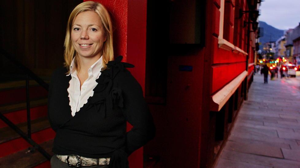 BLE GREPET:  At Trine Eilertsen sluttet som sjefredakt�r for Bergens Tidende, s� NRK som en gylden sjanse for � ansette henne. Det gjorde de - uten � utlyse stillingen.   FOTO: PAUL S. AMUNDSEN/Dagbladet