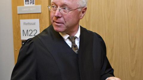 Nerdrums forsvarer: Advokat P�l Berg. FOTO: TORBJ�RN BERG / DAGBLADET
