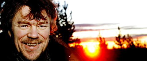 Lars Monsen gir seg med «Ingen grenser»