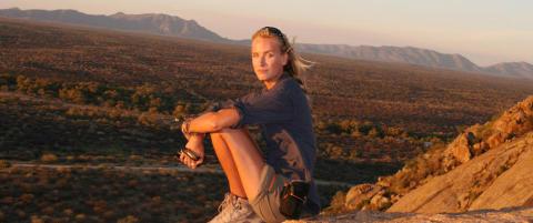 Aleksandra (23) var blikkfang for Hugo Boss, Calvin Klein og Jimmy Choo