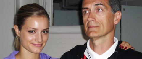 Christina Vukicevic fortsetter ikke samarbeidet med Petar