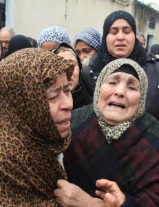 Gravferd ble gigantisk demonstrasjon mot islamistregjering