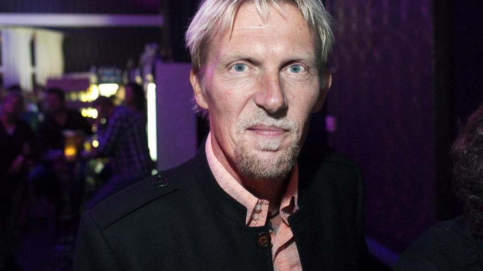 GIKK BORT: Knut Nesbø er død, 51 år gammel. Foto: Henning Lillegård / Dagbladet