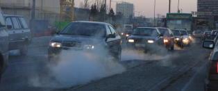 H�yre vil straffe forurensende kj�ret�y i Oslo