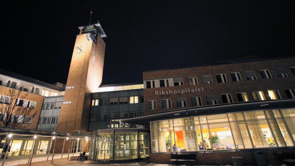 PROBLEMATISK: Oslo universitetssykehus har opplevd det å få taxi til pasienter som utfordrende under fredagsbønnen. Foto: Foto: Audun Braastad / NTB scanpix