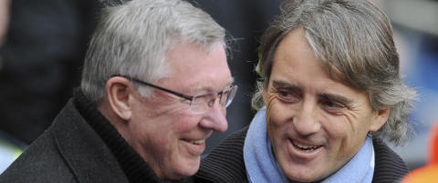 Mancini mener United fortjener gullet