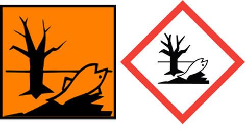 MILJ�SKADELIG: Utslipp kan medf�re fare for milj�et.