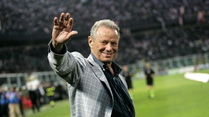 KONTROVERSIELL: Palermo-sjef Maurizio Zamparini. Foto: AFP PHOTO / Marcello PATERNOSTRO