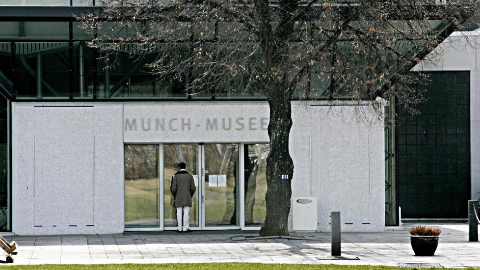KALLES INN:  Oslo Arbeiderparti er s� provosert etter at Munch-museet har blitt kritisert for store budsjettoverskridelser og h�ye lederl�nninger til feilberegning av bes�kstall. Foto: Hans A. Vedlog / Dagbladet.