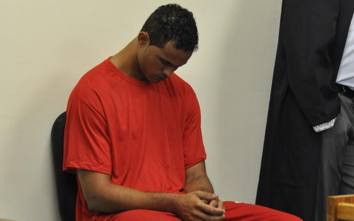 VISSTE OM DRAP: Bruno Fernandes innr�mmet i retten at han hadde kjennskap til saken, men nektet at han utf�rte drapet selv. Foto: EPA/RENATA CALDEIRA/NTB scanpix