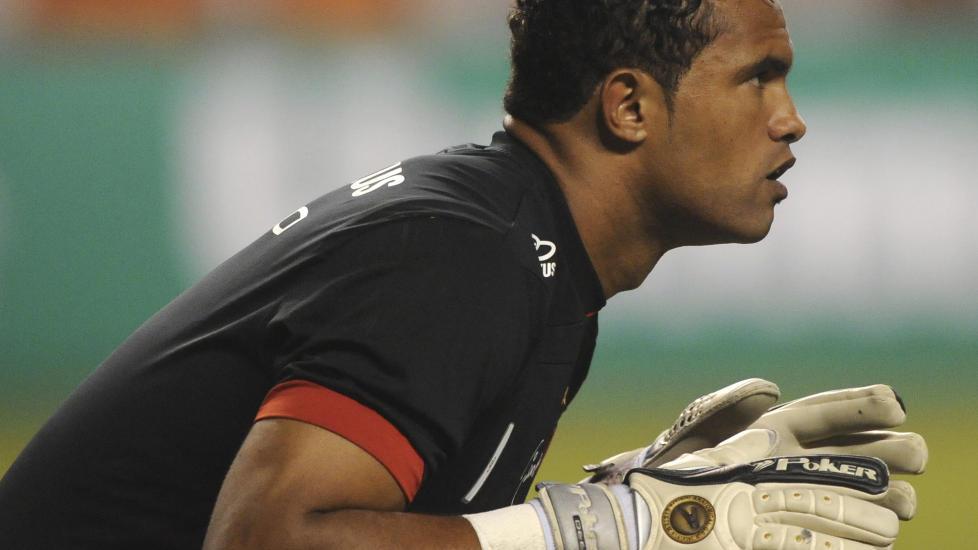 I GLANSDAGENE:  Bruno Fernandes ble sett p� som et stor talent i brasiliansk fotball. Foto: AP Photo/Felipe Dana/NTB scanpix