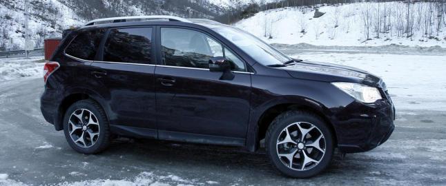 Subarus seksmilssteg