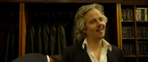 Ari Behn fast kunde hos Londons dyreste skredder