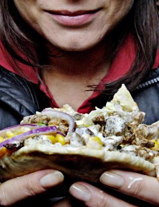 �Du er maisen i min salat / Du er dressingen i min kebab�