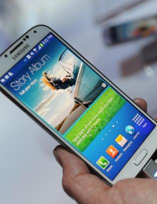 - Galaxy S4 mangler wow-faktor