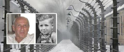 Holocaust-overlevende starter Facebook-gruppe for � finne tvillingbror som forsvant etter krigen