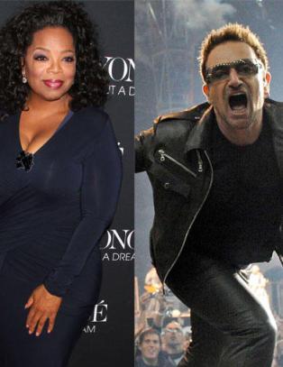 Hvem tror du er den mektigste kjendisen?