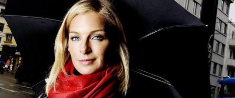 Kathrine S�rland misbrukt i slankereklame