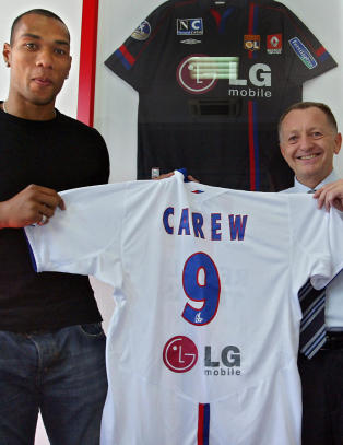 Lyon har endelig betalt Lrenskog for John Carew