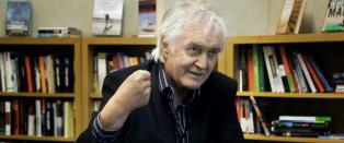 Forfatterkollega J�rn Lier Horst om Mankell: - Han inspirerte meg til � bli etterforsker