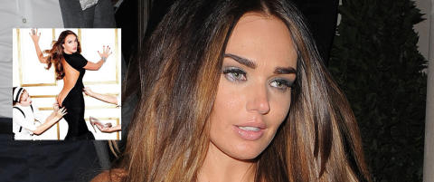 Formel 1-datter Tamara Ecclestone klar for Playboy