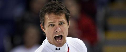 Norge tapte �pnings-kampen i curling-VM