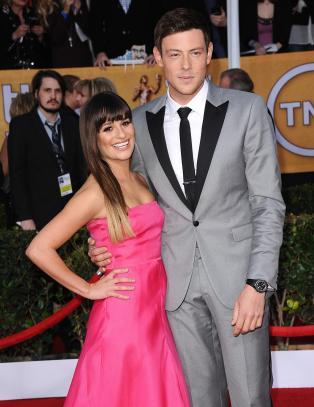 Glee-stjerne lagt inn p� rusklinikk