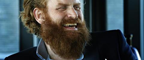 Kristofer Hivju tar over etter Mikael Persbrandt