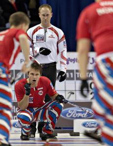 Curlingherrene avsluttet svakt og tapte mot Canda
