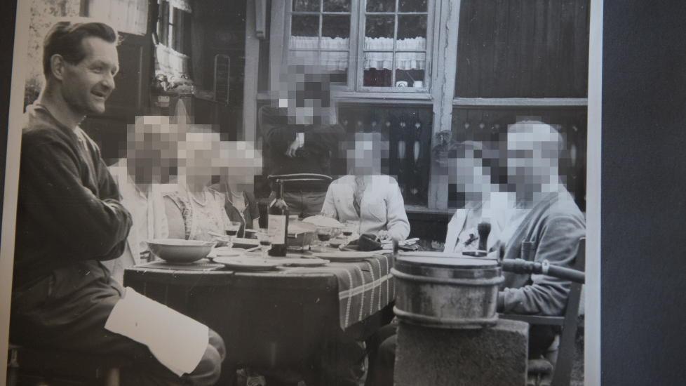 MANGEMILLION�R: Etter � ha arvet sin s�ster som d�de i fjor h�st hadde P�l Stener Johannessen (90) en formue p� n�rmere 20 millioner. Foto: Privat