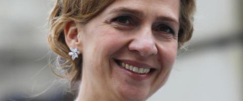Prinsesse Cristina navngitt som mistenkt i korrupsjonssak
