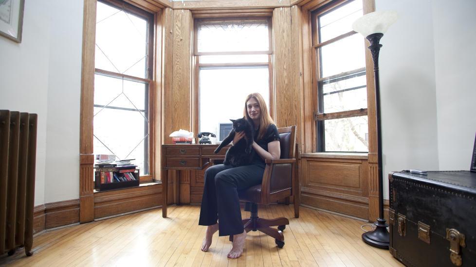 Fenomenal: Gillian Flynn har funnet suksessformelen for en bestselger. Hun har skrevet en bok som folk får et sterkt behov for å diskutere med andre etter de har lest den.