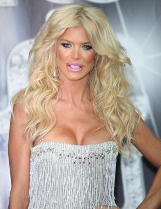 Playboy-Victoria (38) avsl�rer sin st�rste dr�m