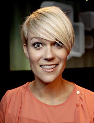 Sigrid Bonde Tusvik: - - Jeg var slem og teit